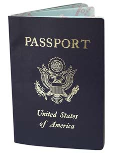 Passport - United Stares of America