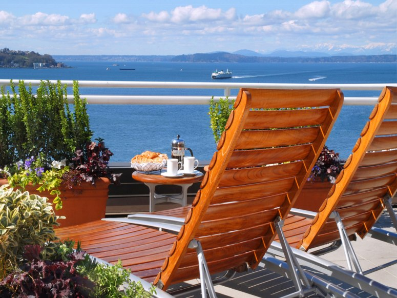 17 Hotel Terraces with Unbelievable Views