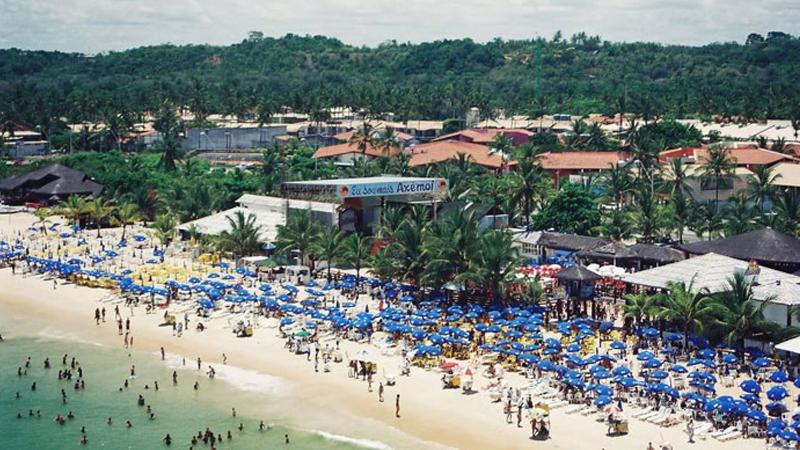 Trip with a Brazil Air Pass