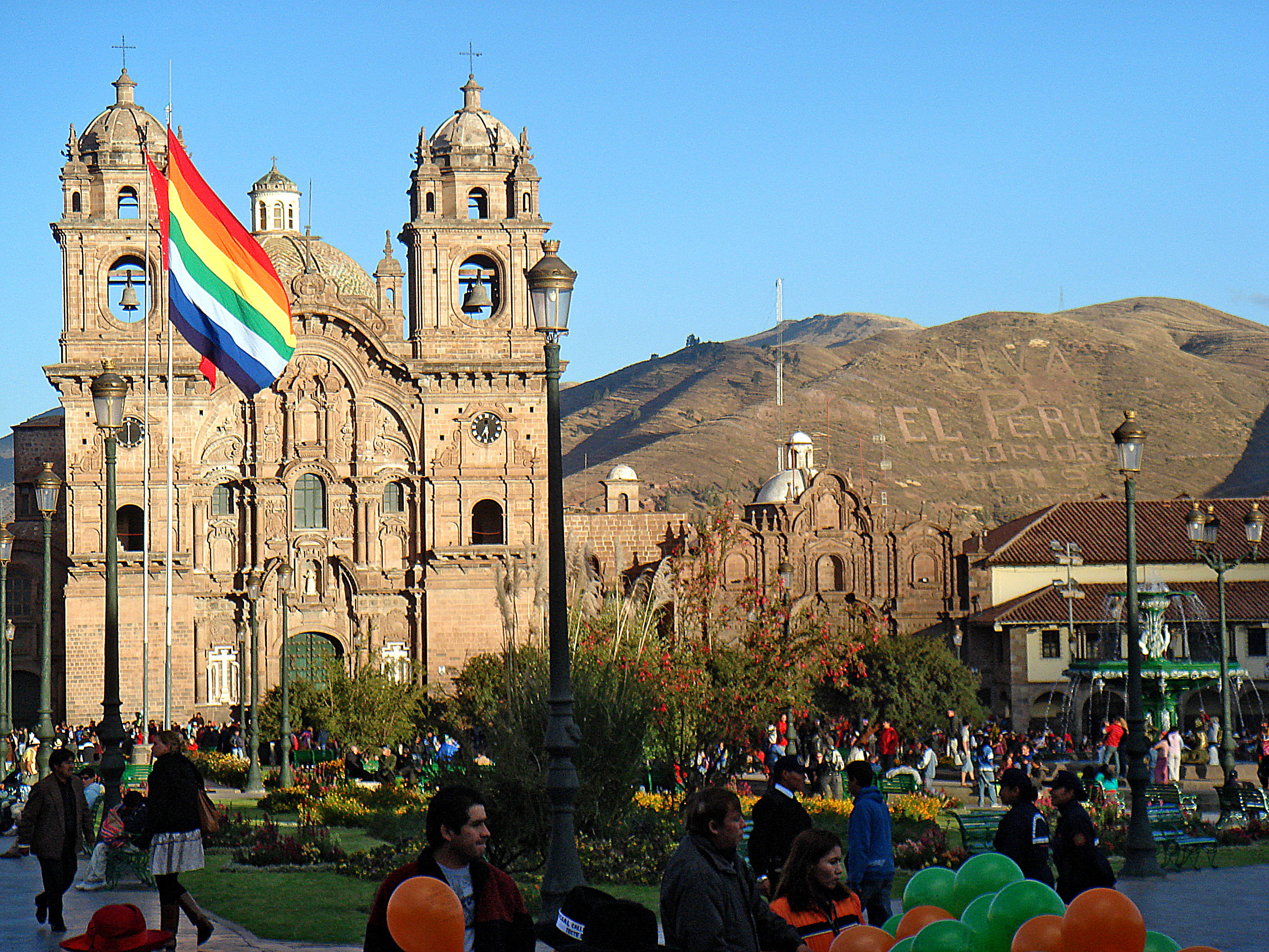 Oisa Vacation Package Lima And Cuzco Brol Com