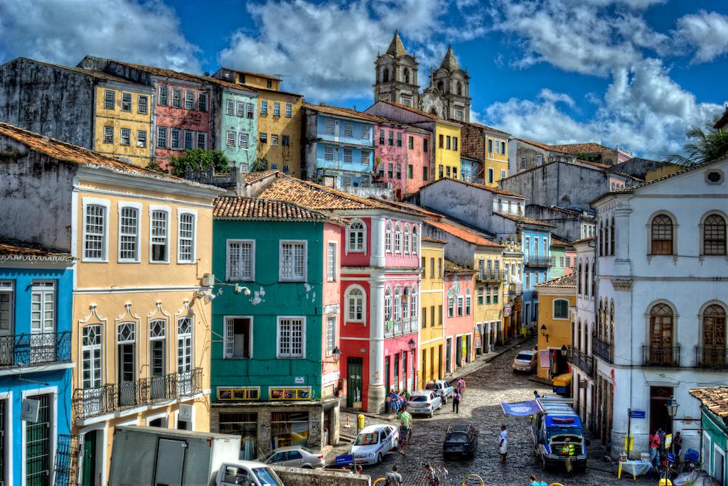 OISA Vacation Package Rio De Janeiro And Salvador Da