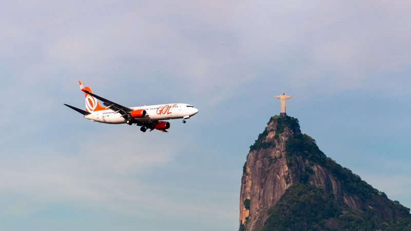 Partnership between American Airlines and GOL Brazil