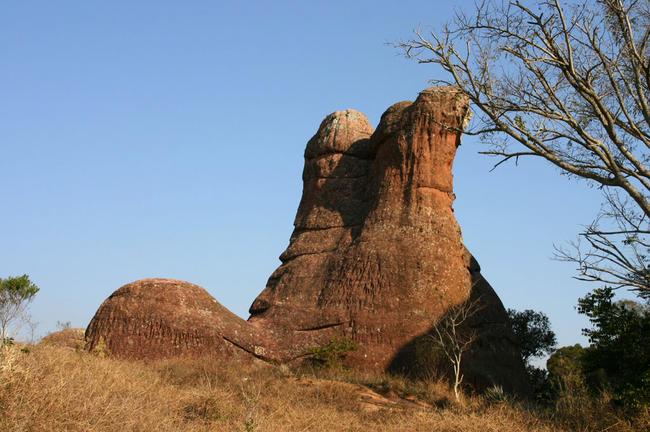 vila velha, park, paraná, ecotourism, brazil, south, pound,