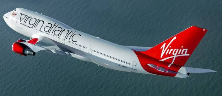 virgin atlantic,