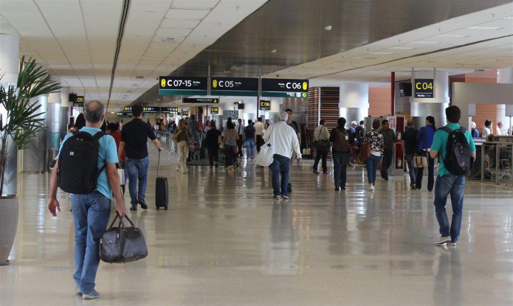 viracopos, airport, flights