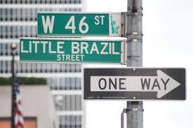 brazil, new york