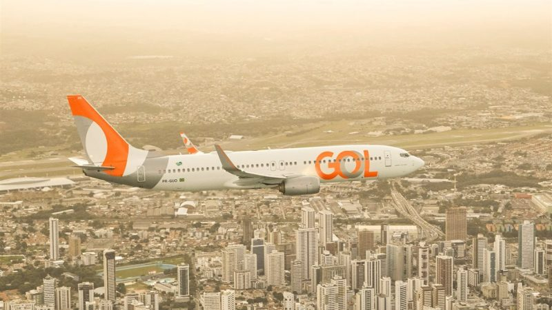gol, airlines, domestic, flights, august, gru, sao paulo
