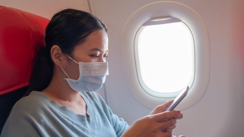 Passengers, aviation, health, cleanliness, COVID-19, flight, demands, dynamics